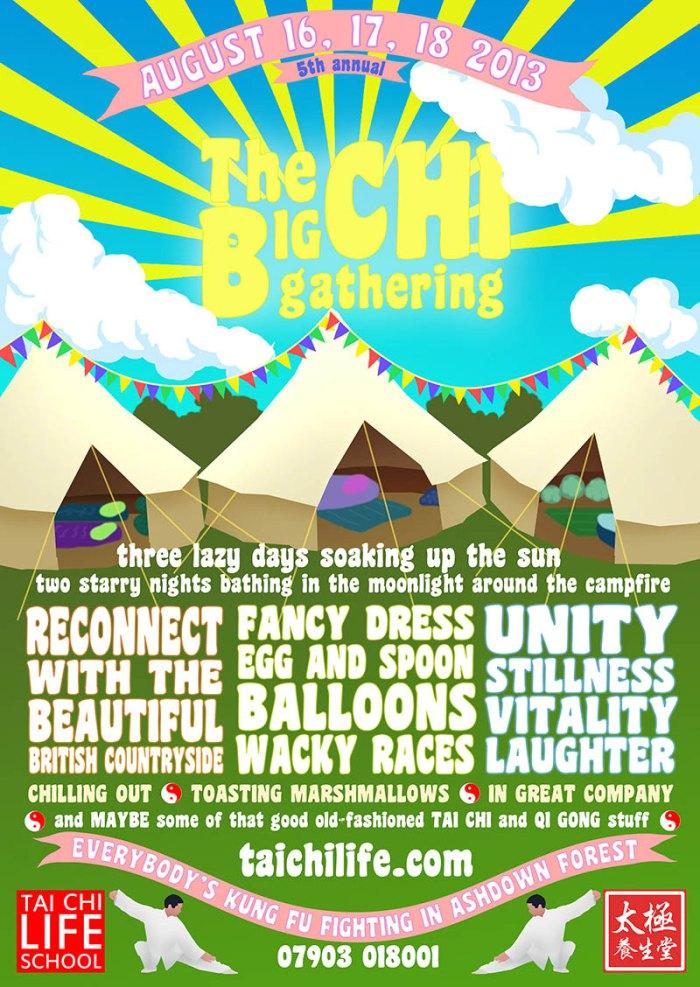 Big Chi Gathering 2013
